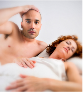 Photograph of Hairloss and Sex